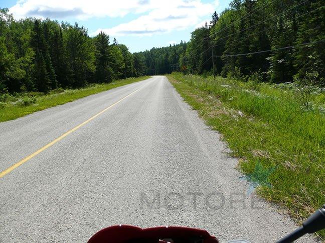 Georgian Bay Road was Mine - MOTORESS
