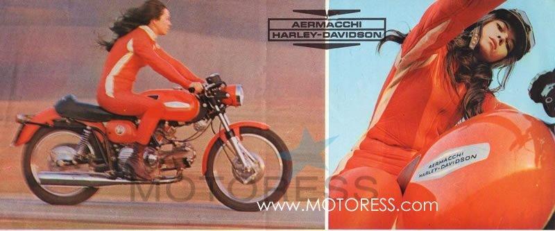 Aermacchi Motorcycle on MOTORESS
