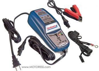 OptiMATE 4 Battery Charger A Motorcycle Rider Must Have