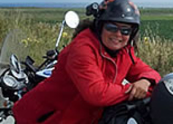 Miss Rider's USA Coast to Coast Motorcycle Trip
