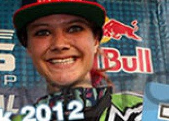 Ashley Fiolek 2012 Women's World Motocross Champ