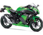 Kawsaki Ninja 300 MOTORESS