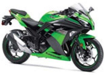 Kawasaki Ninja 300 Sporty Performance