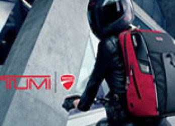 Tumi Ducati Luggage for the Travelled Lifestyle