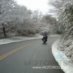 Tips For Riding Your Motorcycle in Cold Weather