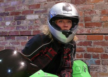 Schuberth S2 Review >> Schuberth S2 Helmet Review Sport Tourer For The Woman Rider Woman