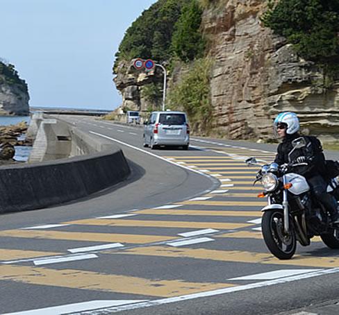 Riding a Motorcycle In Japan Blog Vicki Gray