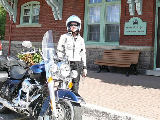 Ride Lake Temiskaming