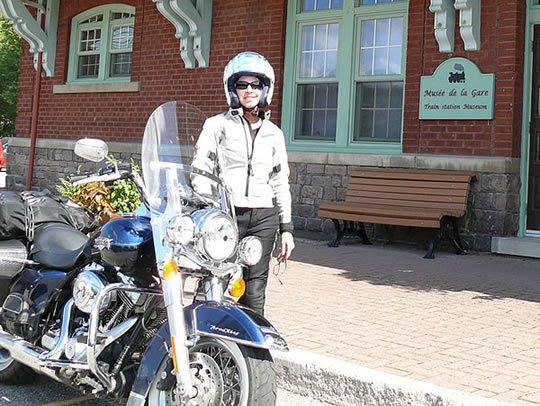 Ride Lake Temiskaming