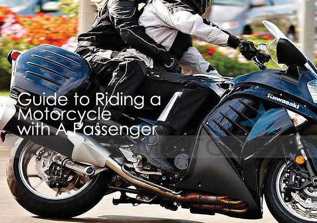 Guide to Riding with Passenger