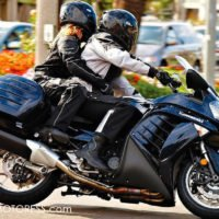 Guide to Passenger Riding on MOTORESS