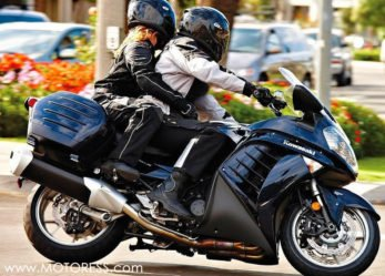 Guide to Riding a Motorcycle with A Passenger