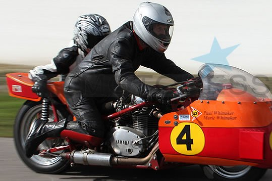 Motorcycle Sidecar Racer on MOTORESS