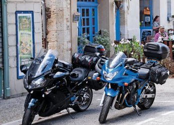 Packing Your Motorcycle For a Riding Holiday