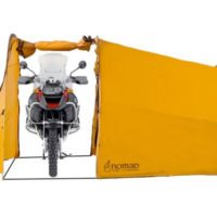 Tent For Motorcycle Camping and Touring