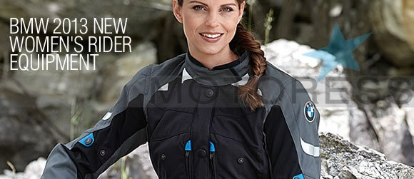 BMW WOMENS RIDER GEAR 2013 MOTORESS