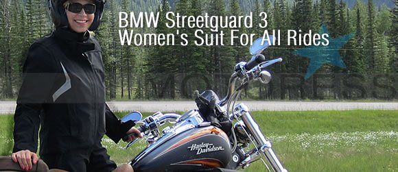 BMW-Streetguard 3 Womens Suit MOTORESS
