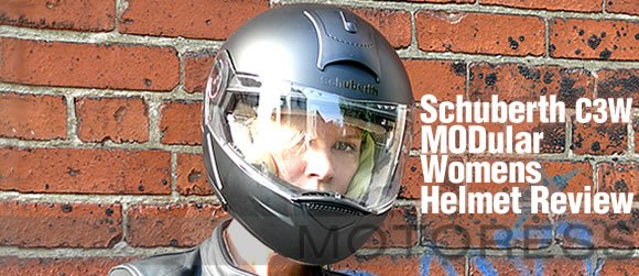 Schuberth C3W Womens Helmet Review