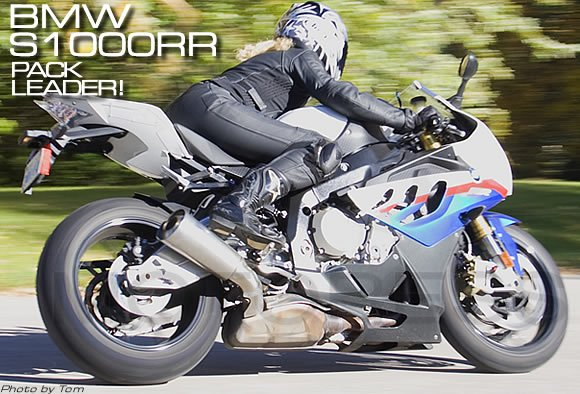 BMW S1000RR on Motoress