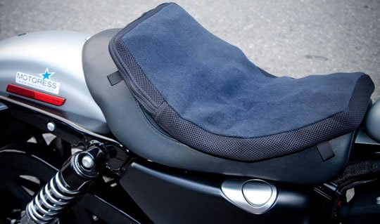 Airhawk Motorcycle Seat Cushion Ideal for Women Motorcycle Riders