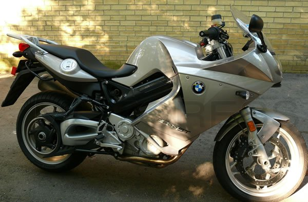 BMW F800ST Sport Touring Motorcycle