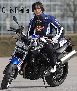 Chris Pfeiffer