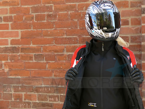 Heated Soft Shell Jacket - MOTORESS