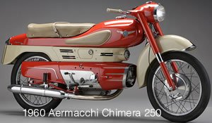Aermacchi Motorcycle A Precious History- MOTORESS
