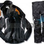 BMW Streetguard 3 Women's Motorcycle Suit For All Seasons
