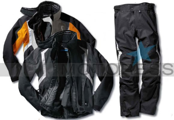BMW STREETGUARD 3 WOMEN'S SUIT on MOTORESS
