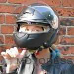 Schuberth Modular Helmet C3W for Women Riders