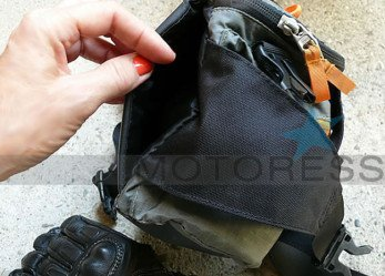 BMW Motorrad Hip Bag Motorcycle Carry All