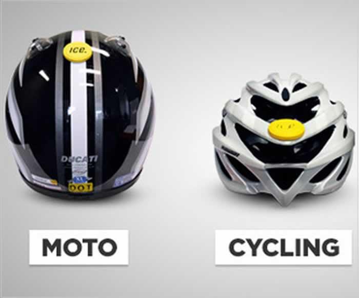 Crash Sensor Detects Helmet Impacts - MOTORESS