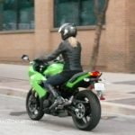 Kawasaki Ninja 400R Woman Rider Preferred