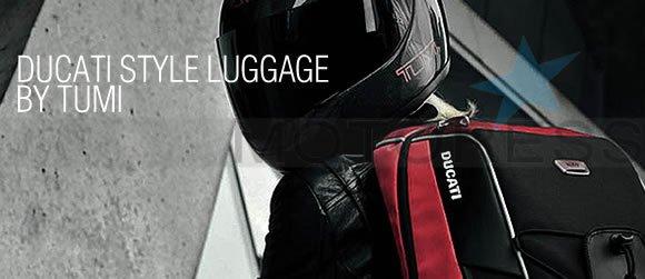 Tumi Ducati Luggage