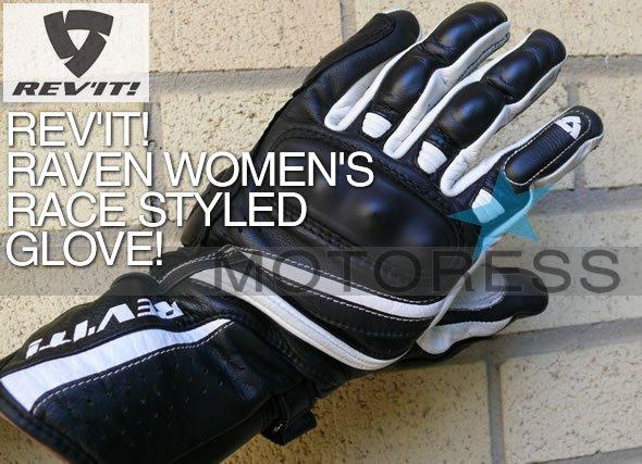 REVIT Ladies Raven Glove