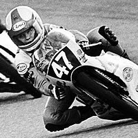 Taru Rinne Feisty Finnish First Lady of Motorcycle Road Racing