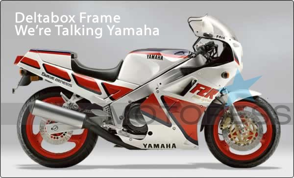 Motorcycles for Women Deltabox Frame Yamaha