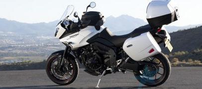 Buying Motorcycle Touring Luggage