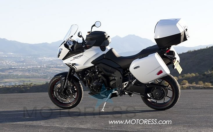 Guide To Motorcycle Touring Luggage