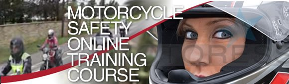 Motorcycle Safety Online Training - MOTORESS