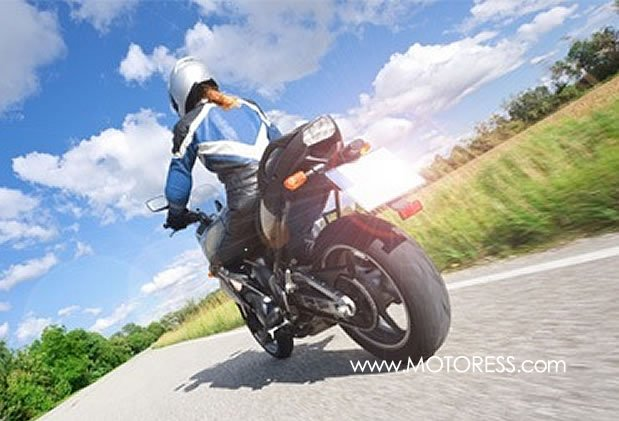 Rider Risk Management on MOTORESS