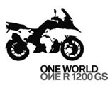 One World BMWR1200GS