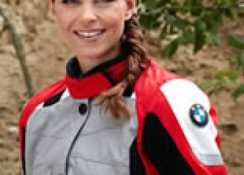 BMW Motorrad 2013 Rider Equipment Gear for Women