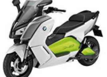 BMW Motorrad C Evolution Electric scooter