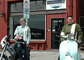 Corazzo Women Celebrate International Female Ride Day!