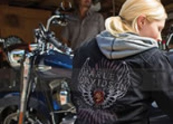 Harley Davidson 2013 MotorClothes for Women Riders