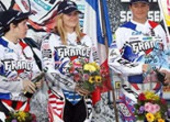Women's 2012 Motorcycle Enduro World Trophy ISDE