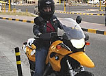 Kuwait Encourages International Female Ride Day