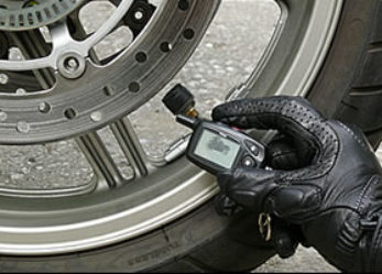 Tire Moni Motorcycle Tire Pressure Monitoring System